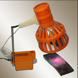 Облучатель ультрафиолетовый переносной КД-3-3Л