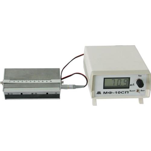 Прибор для проверки качества магнитных порошков и суспензий МФ-10СП